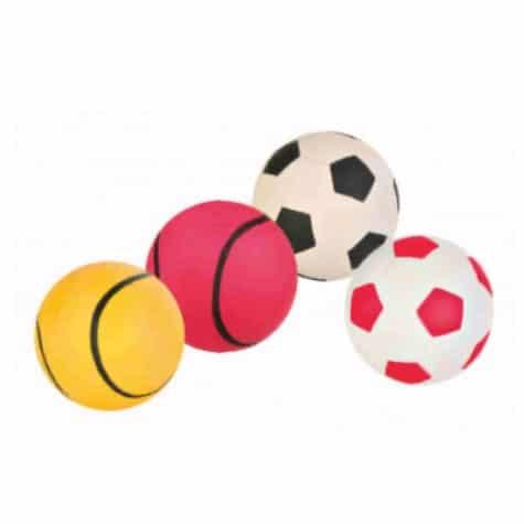 Мяч спортивный из резины для собак Трикси TX-3440 (Trixie), 5,5 см