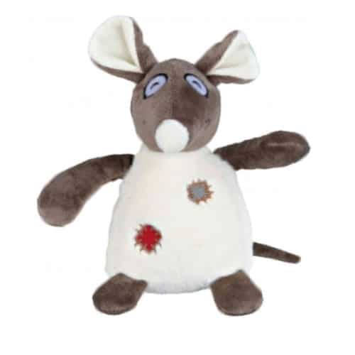 Игрушка-пищалка крыса для собак Трикси TX-35961 (Trixie), 16 см