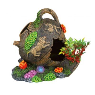 Декорация для аквариума, римская амфора (кувшин) Трикси TX-87800 (Trixie), 12 см