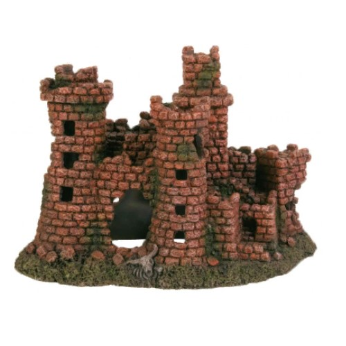 Декор для аквариума, руины замка (крепость) Трикси TX-8804 (Trixie), 27 см