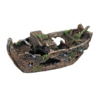 Украшение для аквариума, разбитая лодка (обломки корабля) Трикси TX-8876 (Trixie), 29 см