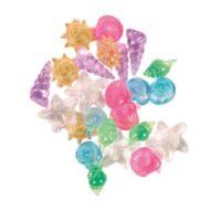 Декорация для аквариума, разноцветные аквариумные ракушки Трикси TX-8948 (Trixie), 24 шт