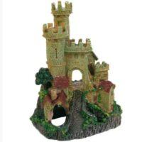 Грот для аквариума, большой замок (дворец) Трикси TX-8956 (Trixie), 17 см