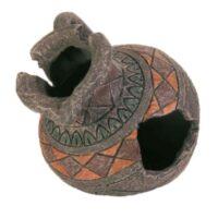 Украшение для аквариума, разбитый кувшин (амфора) Трикси TX-8861 (Trixie), 14 см