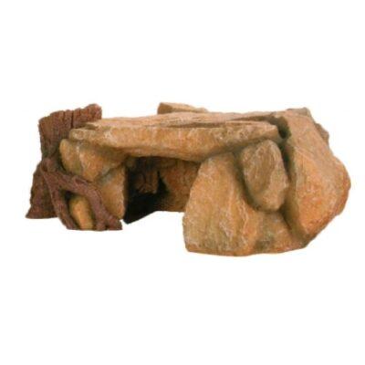 Декорация для аквариума, аквариума и террариума, плато TX-8847 (Trixie), 25 см
