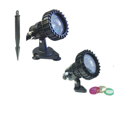 Светильник наружный для пруда и фонтана СанСан (SunSun) LED CQD-120B