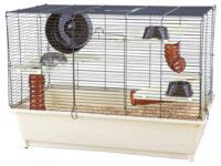 Клетка для хомяков, крыс и др грызунов  TX-64011 Трикси (Trixie)
