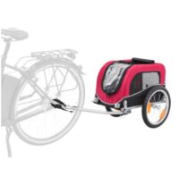 Велоприцеп для перевозки собак, кошек и других животных Трикси ТХ-12813 (Trixie), 53 × 60 × 60/117 см