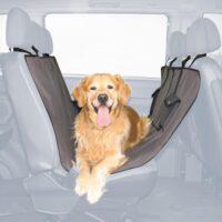 Подстилка в автомобиль для собаки, покрывало для задних сидений Трикси ТХ-13233 (Trixie)1,40х1,45 см коричневая